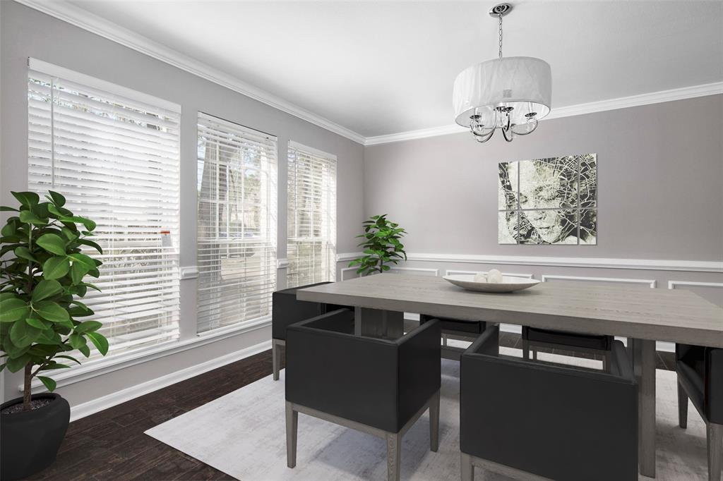 Anaheim, CA virtual staging photography